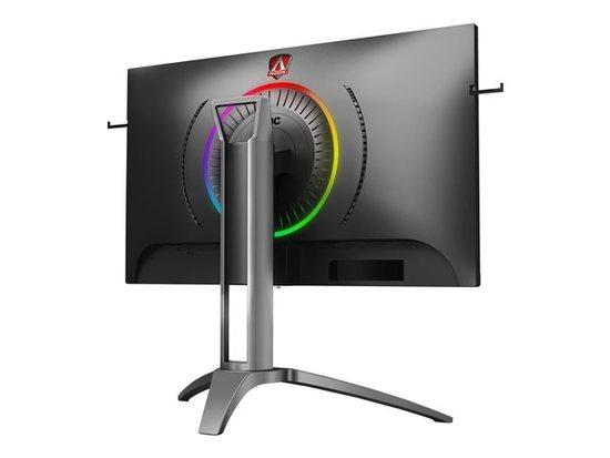 Monitor AOC AG273QX 27`` 2560x144, panel VA, 1 ms, 165Hz, D-Sub/HDMI/DP, AG273QX