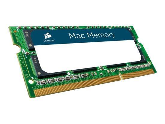 Corsair 8GB DDR3 1333MHz SODIMM CL9 CMSA8GX3M1A1333C9, CMSA8GX3M1A1333C9