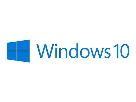 Microsoft Windows 10 Pro 64-Bit OEM EN DVD (FQC-08929), FQC-08929