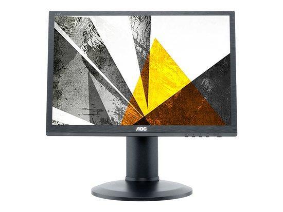 AOC LCD I960PRDA 19``,LED,IPS,4:3,5ms, D-Sub/DVI, repro, 1280x1024,HAS,pivot,č, I960PRDA