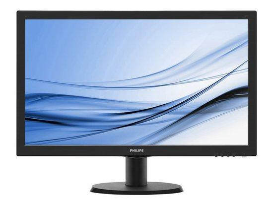 "Monitor Philips 223V5LSB 21.5"",LED, TFT, 5ms, 1000:1, 250cd/m2, 1920 x 1080,, 223V5LSB/00"