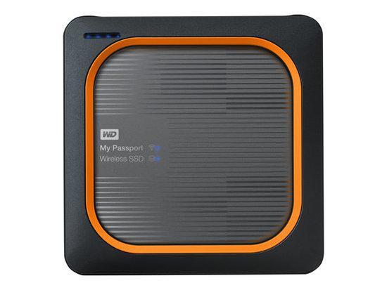 """WD My Passport Wireless 1TB, 2.5\"""", USB 3.0, WDBAMJ0010BGY-EESN"""