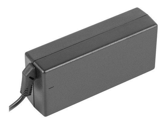 Natec Laptop Power Supply GROWLER 65W for LENOVO notebooks, 20V 7.7x5.5, black, NZD-1032