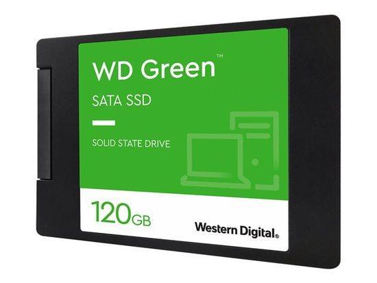 WD Green SSD 120GB, WDS120G2G0A, WDS120G2G0A