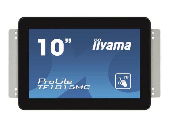 Monitor IIyama TF1015MC-B1 10inch, VA touchscreen, 1280 x 800, VGA, HDMI, DP, TF1015MC-B2