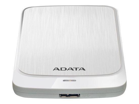 ADATA AHV320-1TU31-CWH ADATA externí HDD 1TB HV320 USB 3.1 2.5 bílý