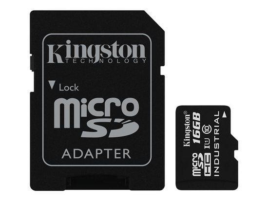 Kingston 16GB microSDHC UH-1 U1 SDCIT/16GB