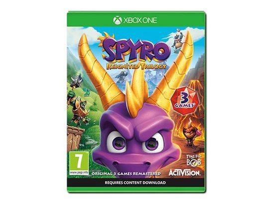 XONE - Spyro Trilogy Reignited