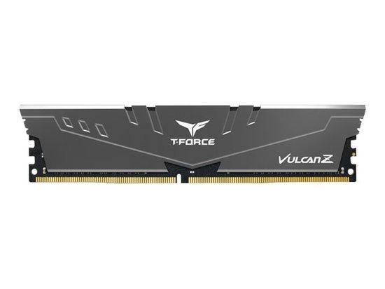 Team Group Vulcan Z DDR4 16GB (2x8GB) 2666MHz CL18 1.2V XMP 2.0 Šedá