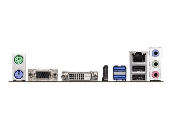 ASROCK MB J4005M s integrovaným CPU dual core J4005 (2x DDR4, VGA+DVI +HDMI, SATA3, 7.1, GLAN, mATX), J4005M