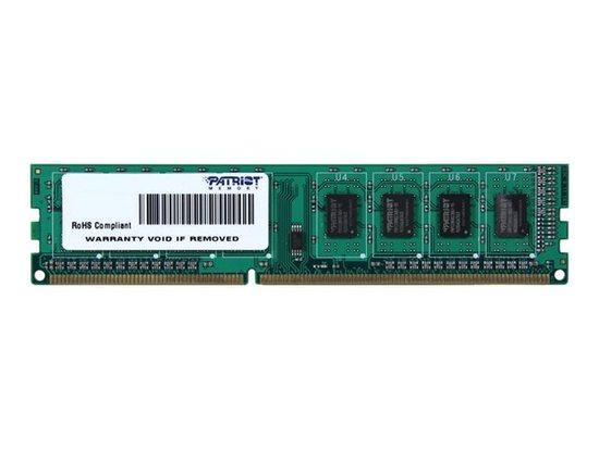 Patriot DDR3 4GB 1600MHz CL11 PSD34G160081, PSD34G160081