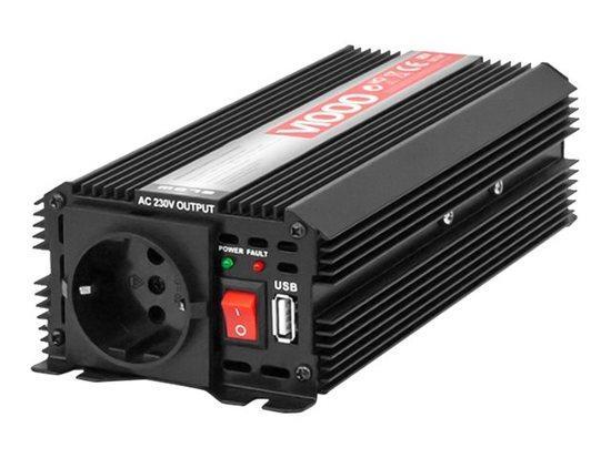 BLOW 5854# BLOW měnič napětí 24V/230V 500W, 5854#