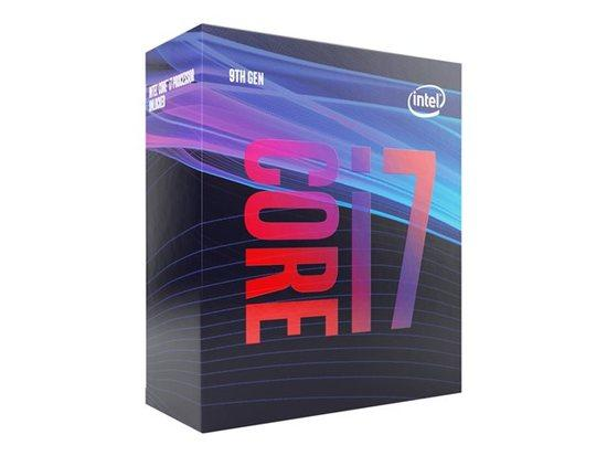 INTEL BX80684I79700 Intel Core i7-9700, Octo Core, 3.00GHz, 12MB, LGA1151, 14nm, BOX, BX80684I79700