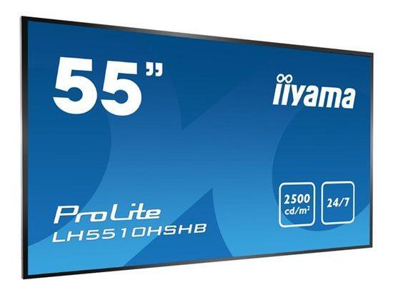 IIYAMA, LH5510HSHB-B1 55 LCD HD 24/7, LH5510HSHB-B1