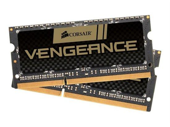 Corsair Vengeance SODIMM DDR3 16GB KIT 1600MHz CL10 CMSX16GX3M2A1600C10
