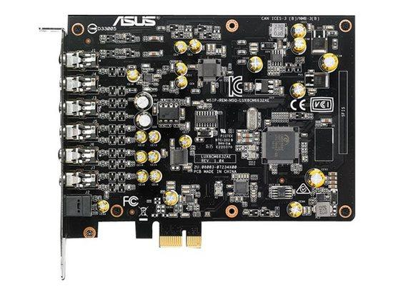 Asus XONAR_AE 7.1 PCIe gaming sound card with 192kHz/24-bit Hi-Res audio quality