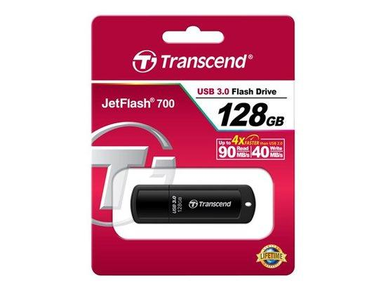 Transcend JetFlash 700 128GB TS128GJF700