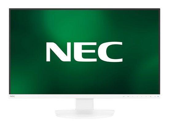 Monitor NEC EA271Q 27inch, panel IPS, 2560x1440 QHD, DP/HDMI/DVI, white