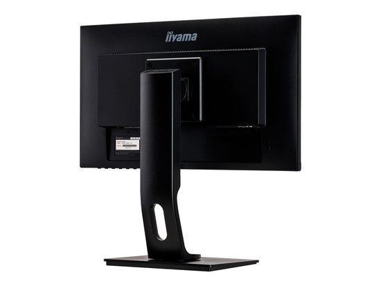 """22"""" iiyama XUB2292HS-B1: IPS, FullHD@75, 250cd/m2, 4ms, VGA, HDMI, DP, height, pivot, černý, XUB2292HS-B1"""