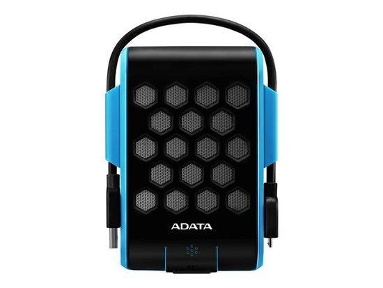 ADATA HD720 DashDrive 1TB 2.5`` externí disk USB 3.0 modrý, vodě a nárazu odolný