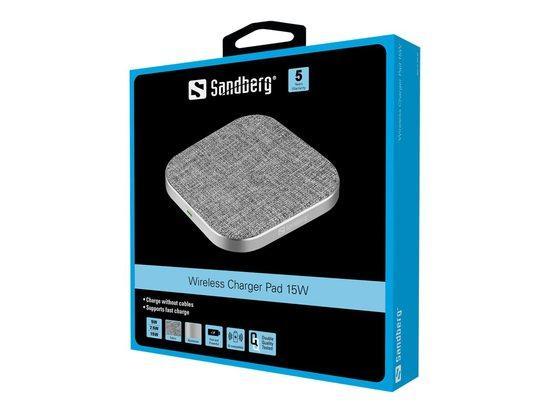 SANDBERG 441-23 Sandberg Wireless Charger Pad 15W