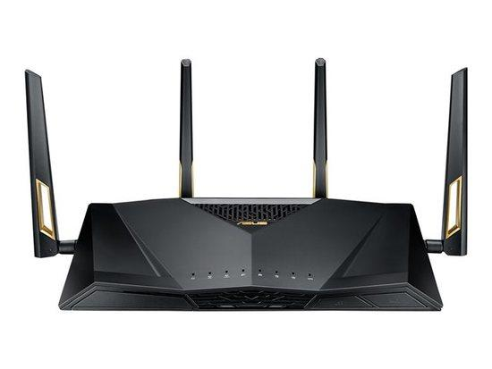 Asus RT-AX88U Wireless Dual-band Gigabit Router, RT-AX88U