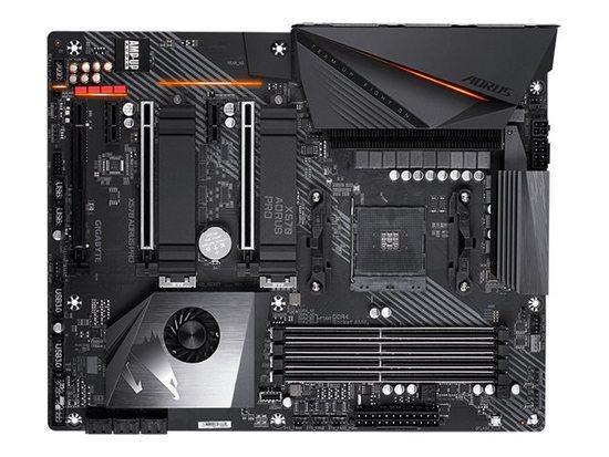 Gigabyte X570 AORUS PRO, AMD X570, DDR4, 2 x M.2 Socket 3, 6 x SATA 6Gb/s, X570 AORUS PRO
