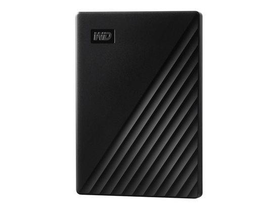 WD, HDD EXT My Passport 1Tb Black Worldwide, WDBYVG0010BBK-WESN