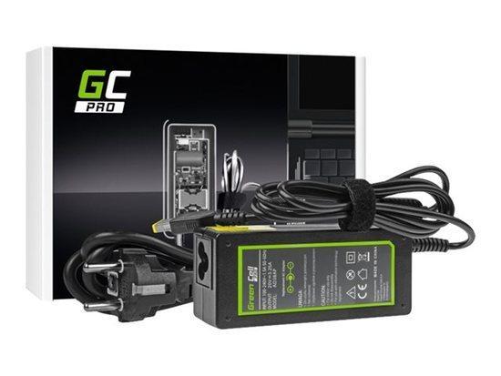 Nabíječka Green Cell PRO do Lenovo 20V   3.25A  65W  Slim tip, AD38AP