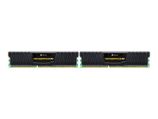 Corsair Vengeance Black DDR3 16GB (2x8GB) 1600MHz CL10 CML16GX3M2A1600C10