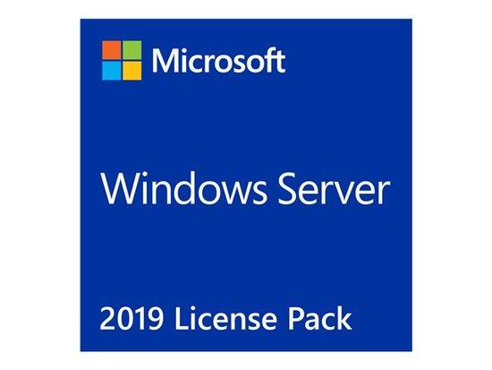 OEM Windows Server CAL 2019 Eng 1 User CAL R18-05848, R18-05848