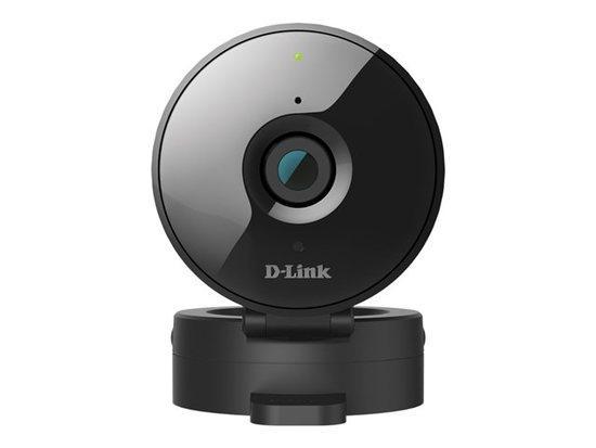 IP kamera D-Link DCS-936L - černá, DCS-936L