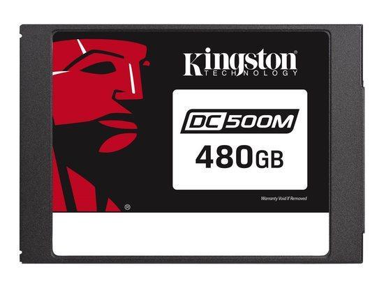 "Kingston DC500M 480GB, 2,5"", SATAIII, SEDC500M/480G, SEDC500M/480G"