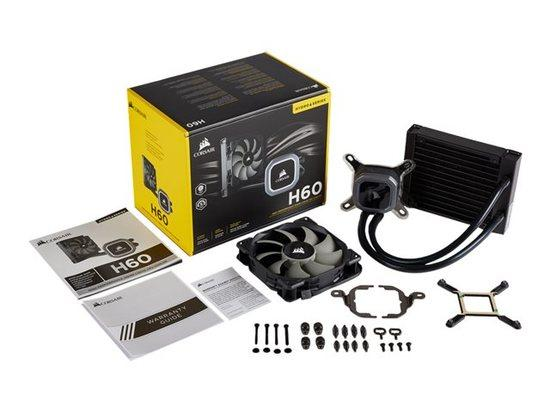 Corsair Hydro Series H60 CW-9060036-WW, CW-9060036-WW