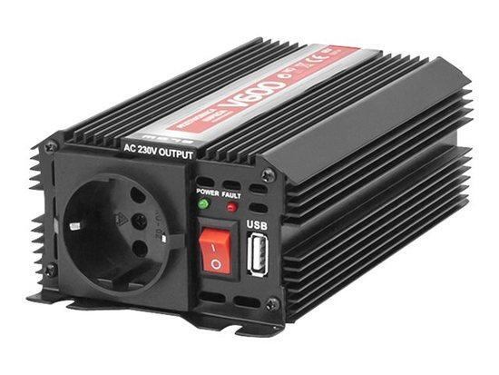 BLOW 5873# BLOW měnič napětí 24V/230V 300W, 5873#