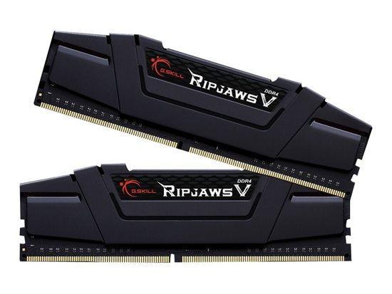 G.Skill RipjawsV DDR4 8GB (2x4GB) 3200MHz CL16 1.35V XMP 2.0