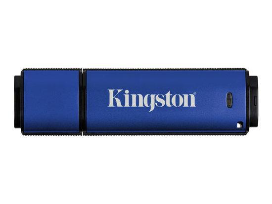 KINGSTON 32GB USB 3.0 DTVP30, 256bit AES Encrypted FIPS 197, DTVP30/32GB