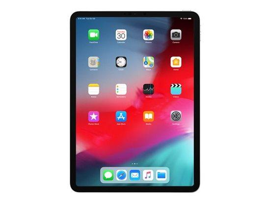 "Dotykový tablet Apple iPad Pro 11"" (2018) Wi-Fi 512 GB - Silver 11"", 512 GB, WF, BT, iOS 12"