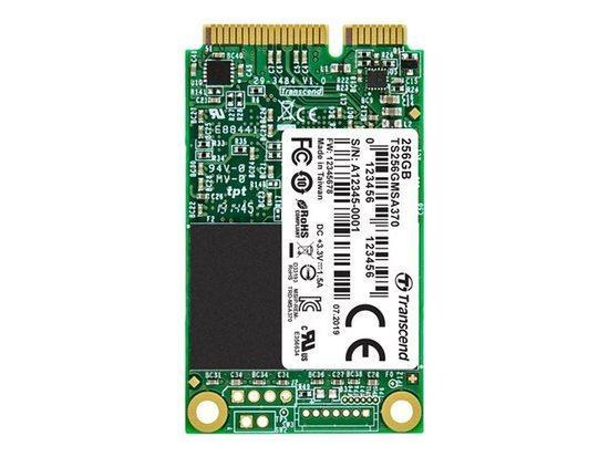 Transcend MSA370 256GB, mSATA, TS256GMSA370, TS256GMSA370
