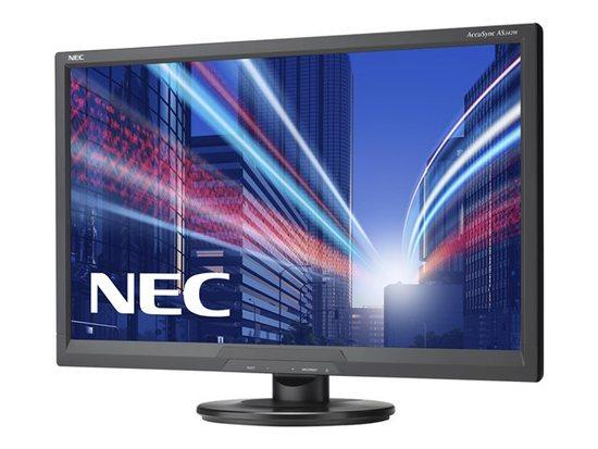 "NEC 24"" AS242W - TN/1920X1080/1000:1/5ms/DVI/D-sub/černý, 60003810"