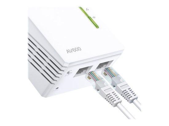 TP-Link TL-WPA4220 WiFi N300 Powerline adapter, AV500 /AV200, 2x RJ45