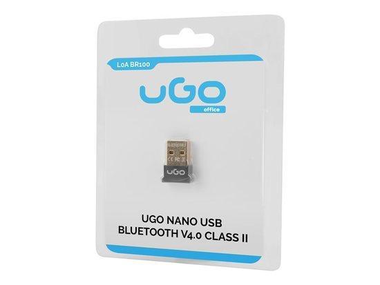 UGO adapter Bluetooth USB V4.0 class II