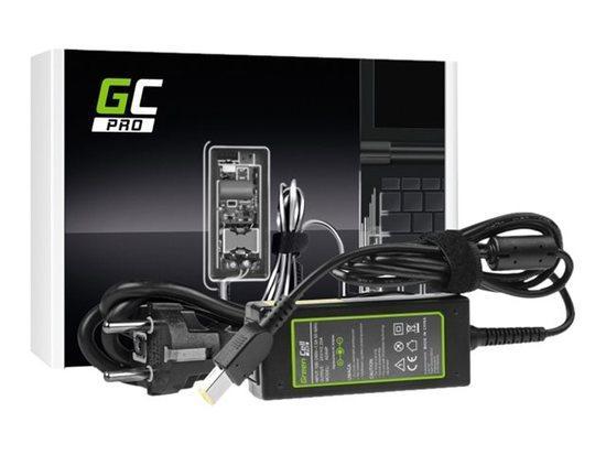 Zasilacz Green Cell do Lenovo 20V | 2.25A | 45W | Slim Tip, AD64P