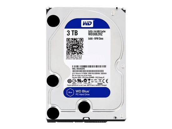 WD BLUE WD30EZRZ 3TB SATA/600 64MB cache 5400 ot., WD30EZRZ