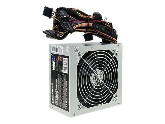 Qoltec PC zdroj 500W MONOLITH ATX 80+ Bronze, 50174