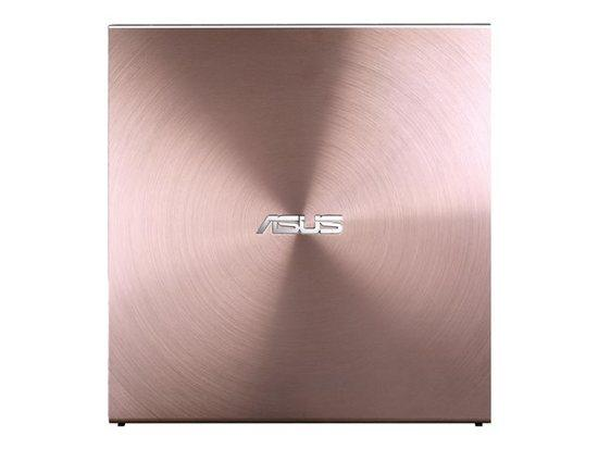 ASUS SDRW-08U5S-U/PINK/G/AS Asus DVD+/-RW 08U5S, externí tenká, 24x, růžová, SDRW-08U5S-U/PINK/G/AS