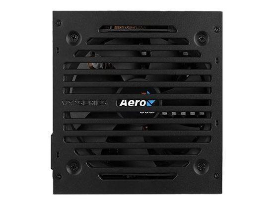 Aerocool Zdroj ATX 500W VX-500 PLUS akt. PFC, AEROPGSVX-500PLUS-80