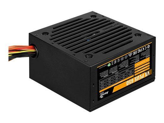 Aerocool Zdroj ATX 650W VX-650 PLUS akt. PFC, AEROVX-650PLUS
