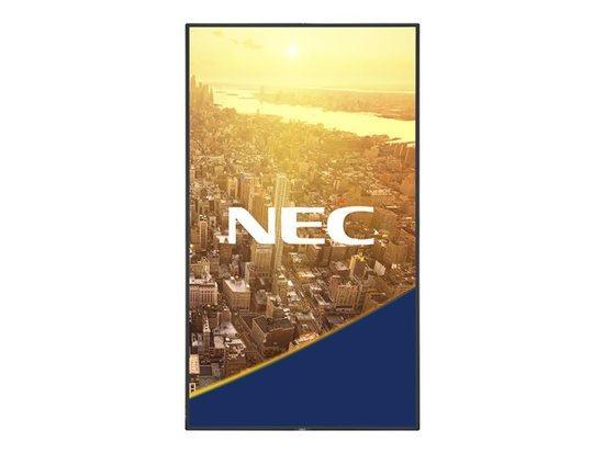 "NEC 55"" velkoformátový display C551- 24/7, 1920x1080, 400 cd/m2, Media Player, bez stojanu , 60004238"