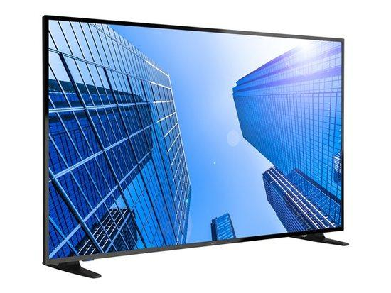 NEC Monitor MultiSync LED E557Q 55``, black, 60004552